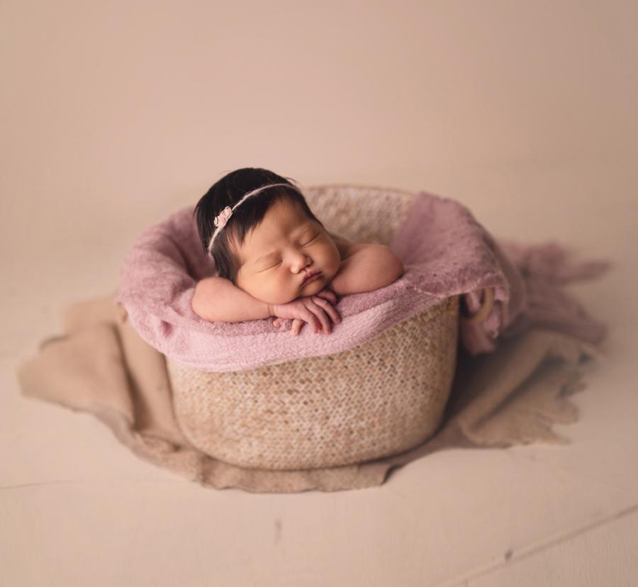 Мастер-класс по съемке новорожденных малышей Москва 9 августа