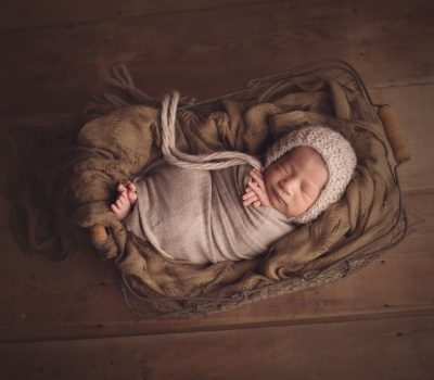 Newborn photography in Richmond