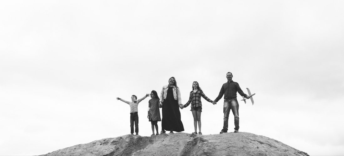 Vancouver family photo session