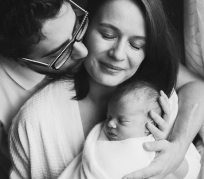 Surrey newborn lifestyle photography