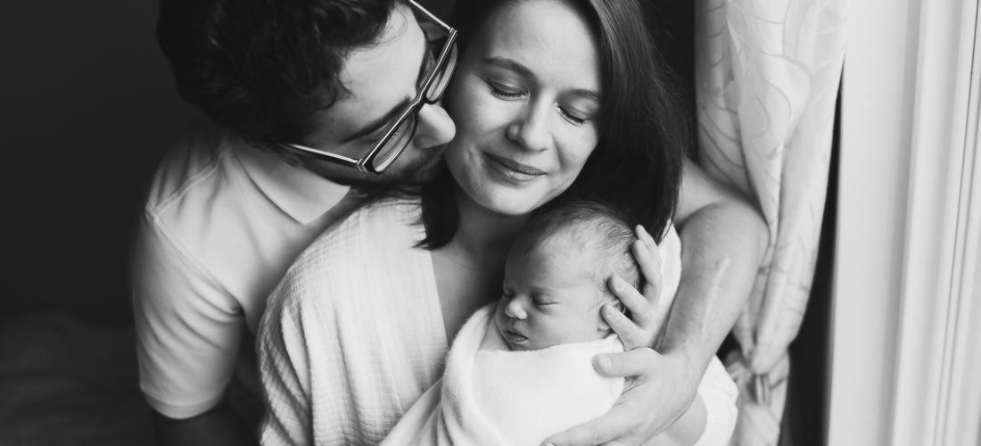 Surrey newborn lifestyle photography