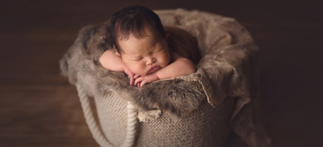 Baby photographer in Surrey