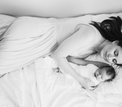 Newborn session in Surrey